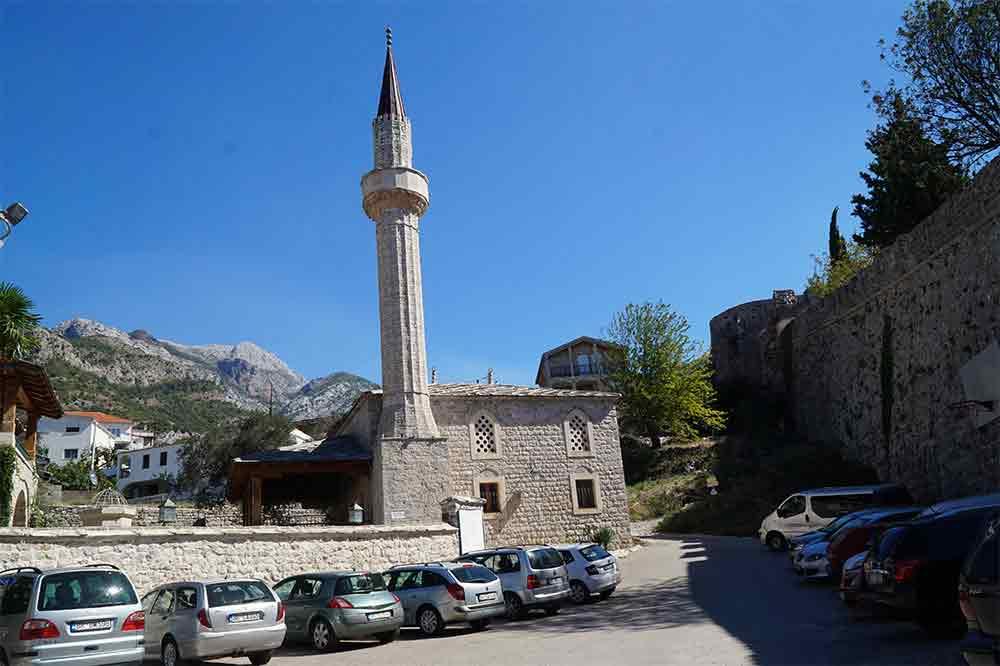 Černá Hora, Stari Bar