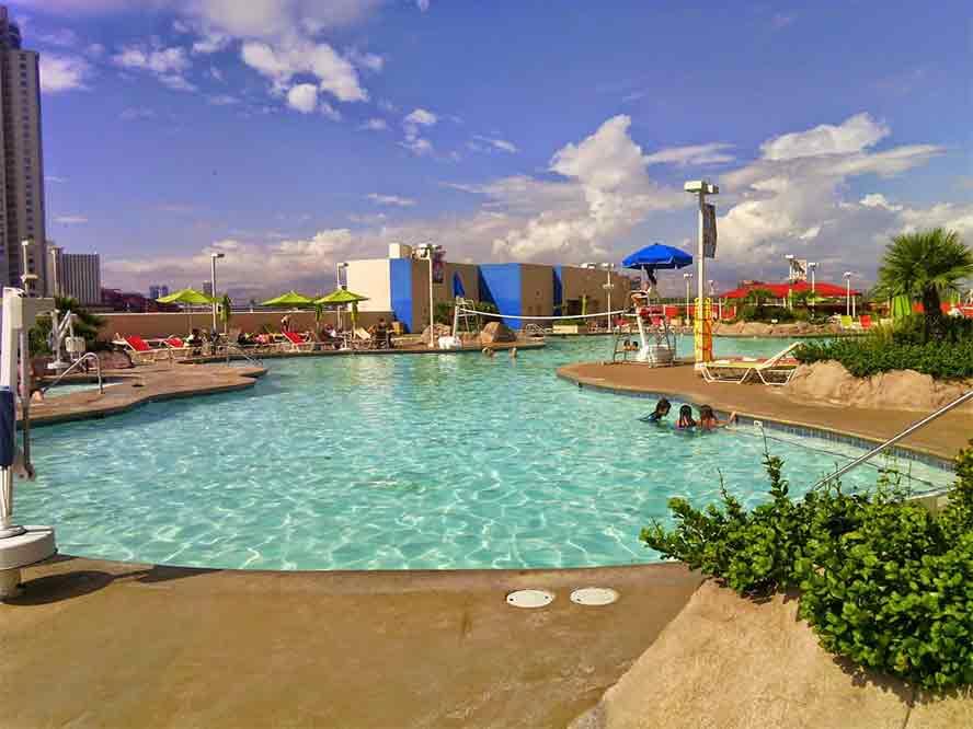 USA, Nevada, Las Vegas, hotel Stratosphere