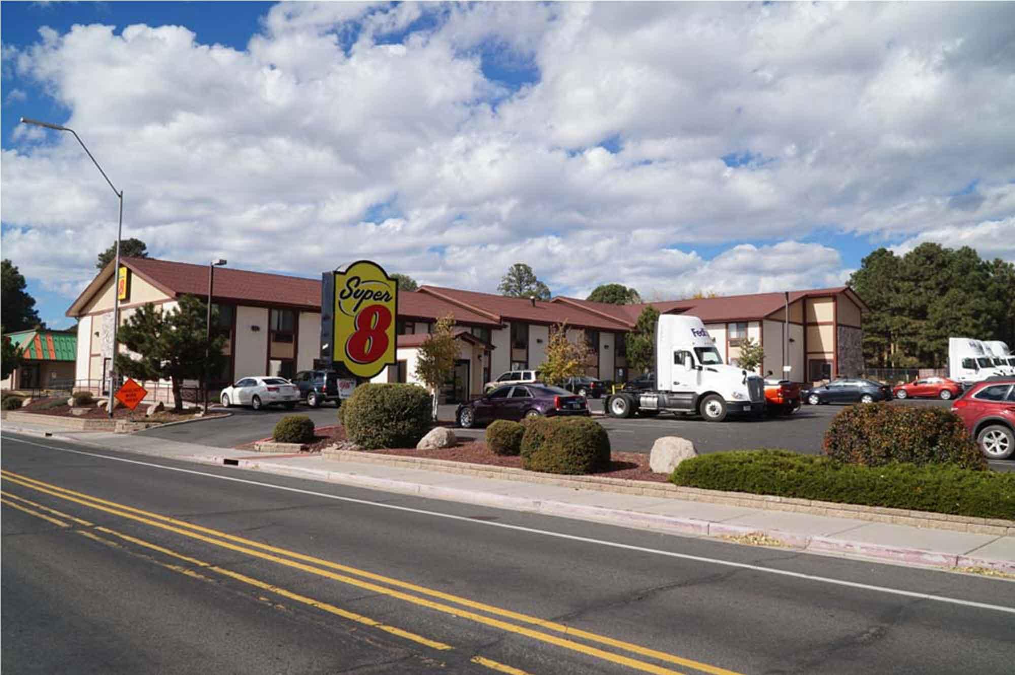 USA, Arizona, Flagstaff, Super 8