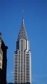 USA, New York, Manhattan, Chrysler Building
