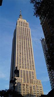 USA, New York, Manhattan, Empire State Building