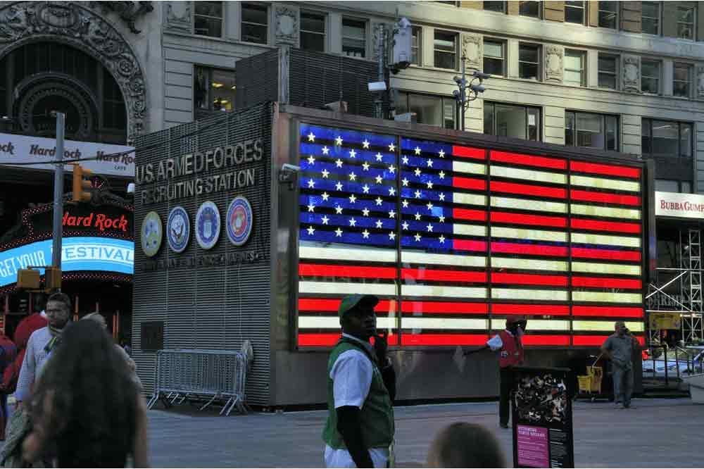 USA, New York, Time Square, Manhattan